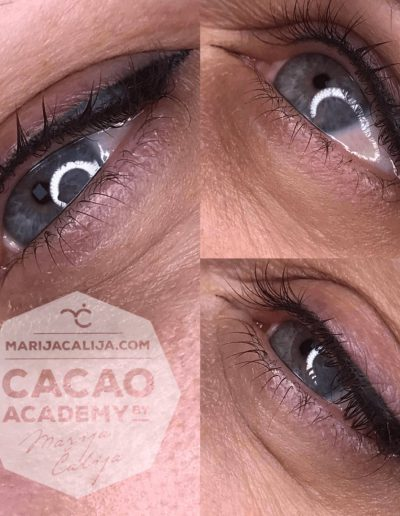 Permanent Make Up - Eyeliner 1