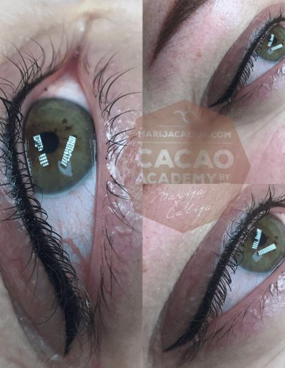 Permanent Make Up - Eyeliner 2