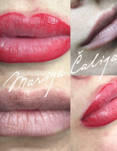 Permanent makeup Lips 3