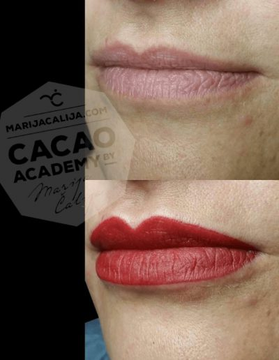 Permanent makeup Lips 5